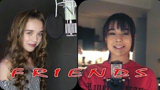 fRIENDS -Marshmello,Anne Marie|Jenna Davis & Angelic Cover