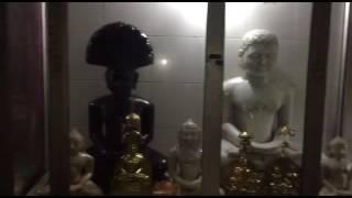 Mumbra Bahubali bhagvan ka mandir