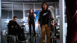 The Flash: S2E17 - Team Flash & Barry meet Future Barry