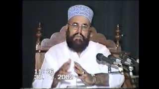 30-7-2002   Silsala Naqshbandia Owaisia aur Shah e Naqshband   Hazrat Ameer Muhammad Akram Awan MZA