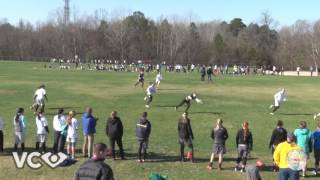 2017 Women's College Ultimate Highlights, Presented By VC Ultimate