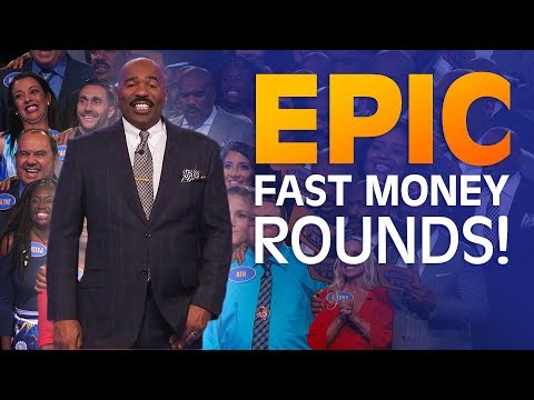 2018 s MOST INCREDIBLE FAST MONEY ROUNDS Family Feud