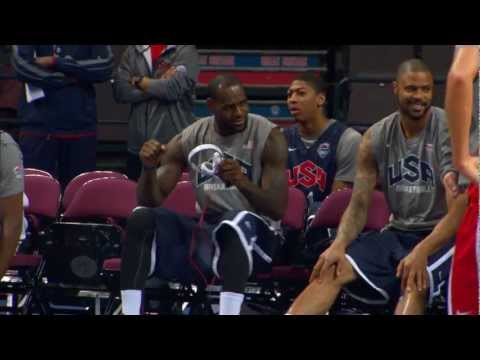 watch 2012 USA Basketball Bloopers!