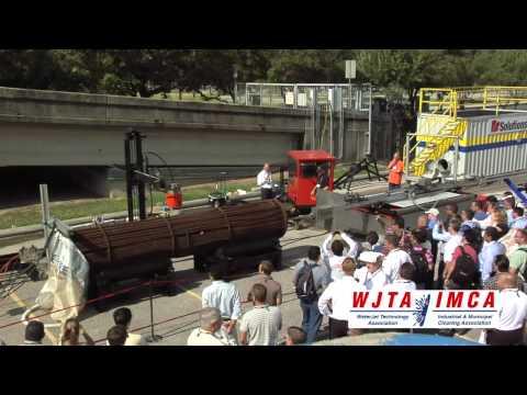 WJTA-IMCA Expo Live Demos--Peinemann Equipment