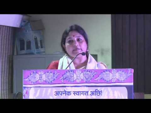 Xxx Mp4 Dr Savita Jha Khan Delivering Lecture In Janki Utsav Delhi 3gp Sex