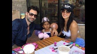 Sunny Leone and Daniel Weber celebrate their baby girl Nisha's birthday in Arizona