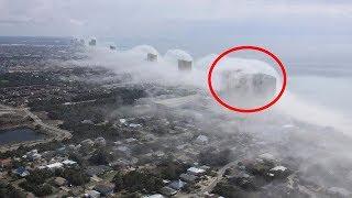 شئ غريب جداً يحدث فى المحيطات , هل نحن على وشك تسونامي جديد .. ؟!