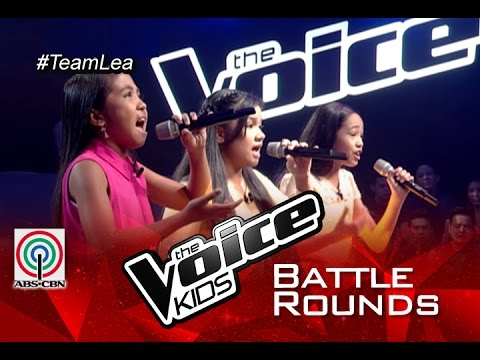 "The Voice Kids PH 2015 Battle Performance: ""First Time In Forever"" by Jhyleanne vs Kyla vs Mary Anne"