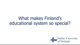 What makes Finland