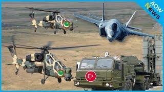 সাব্বাস পাকিস্তান ও তুরষ্ক !! সমরাস্ত্রে দামামা মুসলিম দু'দেশের ! Pakistan-Turkey Military Agreement