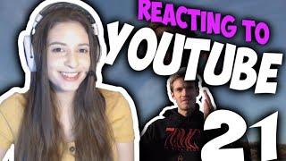 Sweet Anita Tourettes - YouTube Reactions #21