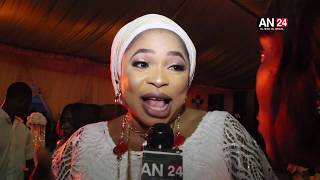 Why We Attended Saidi Balogun's Party Instead Of Lizzy Anjorin's Movie Premiere-Actors