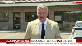 Watch Live: OJ Simpson's parole hearing