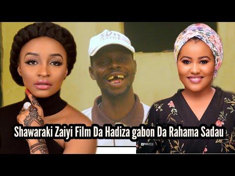 Xxx Mp4 Wata Sabuwa Shawaraki Zaiyi Film Da Hadiza Gabon Da Rahama Sadau Sabon Video 2019 3gp Sex