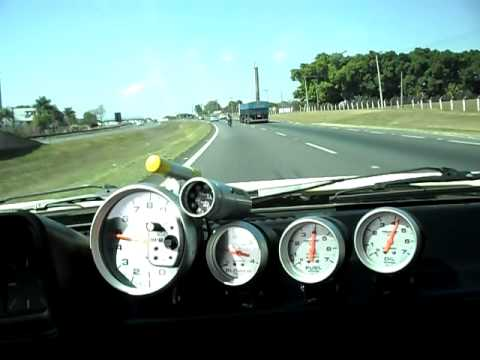 Gol turbo 580 hp Paulinho