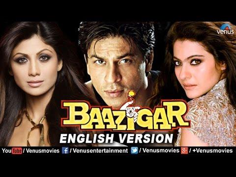 Xxx Mp4 Baazigar English Version Shahrukh Khan Movies Kajol Shilpa Shetty Bollywood Full Movies 3gp Sex