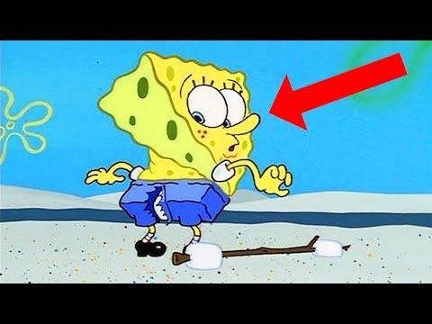 10 SpongeBob Episodes Nickelodeon Banned