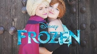 For the First Time in Forever (Frozen) Live action