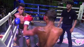 Sukkasem TigerMuayThai vs Gorsanglek Sitkhuntap