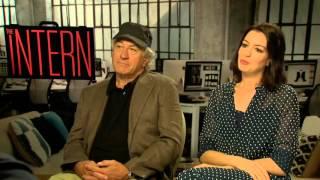 Anne Hathway Talks The Intern, Feminism in Hollywood