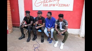 B2C with their gutamiza featuring radio and weasel wining the 2017 accord of zzina weekly countdown