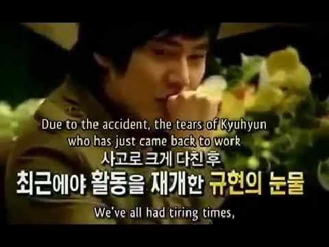 Super Junior make Eunhyuk and Ryeowook Cry (Hidden Cam)