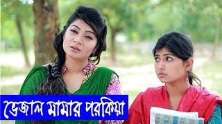 Bangla Natok | Mama Vaginar prem | মামা ভাগিনার প্রেম | Sabbir | Majnun Mijan | Alvi | 3/4