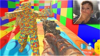 LITTLE BROTHER vs CUSTOM ZOMBIES.. (The CRAZIEST Zombie Mods)