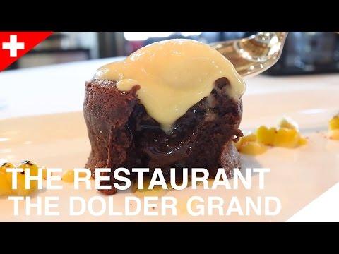 THE DOLDER GRAND / THE RESTAURANT mit Heiko Nieder in Zürich  / Nespresso Gourmet Weeks