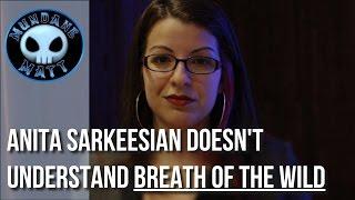 [Gaming] Anita Sarkeesian doesn