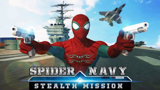 ► Spider Navy Stealth Mission (Vog Studios) Android Gameplay [HD]