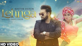 Lehnga - Master Saleem | Latest Punjabi Songs 2016 | JJ Productions