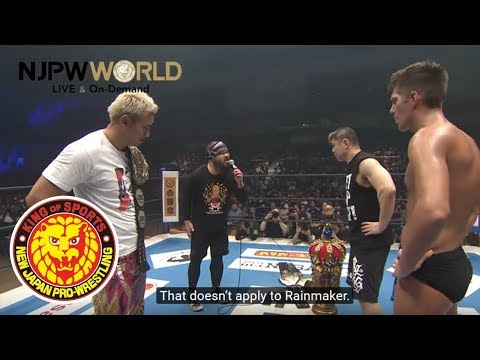 Xxx Mp4 ZSJ Post Match Highlight From NEW JAPAN CUP 2018'Mar 21 2018 English Japanese Subs 3gp Sex
