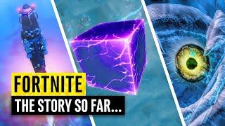 Fortnite   The Story So Far... All Live Events and Cinematics (Season 3 – Season 9)