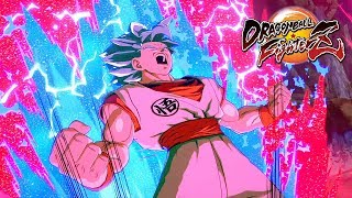 Dragon Ball FighterZ - Combos with All Characters @ 1080p (60ᶠᵖˢ) HD ✔