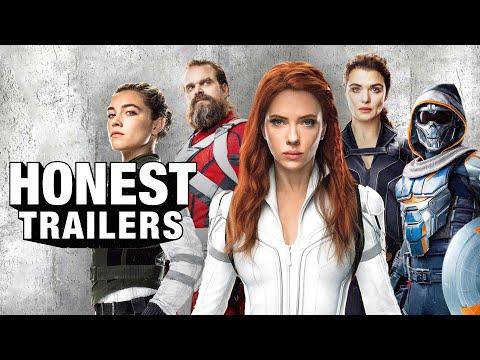 Honest Trailers Black Widow