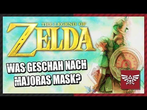 Was geschah mit Link nach Majoras Mask The Legend of Zelda Theorie Gaming Physics