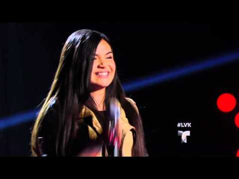 Xxx Mp4 ¡Wow Alejandra Regresa Y Canta 'Hello Audiciones La Voz Kids 2016 3gp Sex
