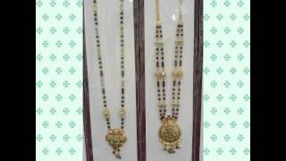 Fancy Gold Short Mangalsutra[AJ CREATIONS]