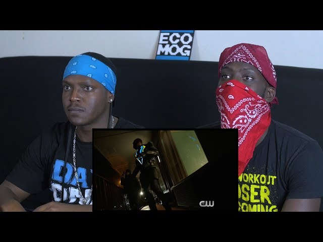 Black Lightning | First Look Trailer Reaction