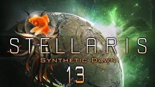 STELLARIS 1.8.2 beta #13 FORWARD UNTO FISH Stellaris Synthetic Dawn DLC - Let