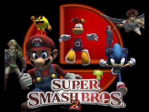 Super Smash Bros. Gmod 2 Remastered Fan Movie