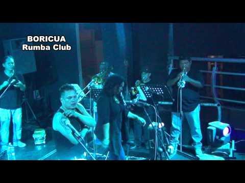 Anamile Orquesta Los Tiburones de la Salsa Boricua Rumba Club