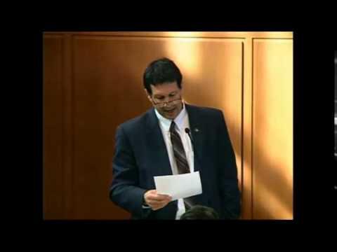 Rep. Greg Barreto speaks in opposition to HB 2007