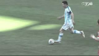 الأرجنتين 1-0 سويسرا نهائيات كأس العالم 2014