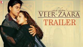 Veer-Zaara | Official Trailer | Shah Rukh Khan | Rani Mukerji | Preity Zinta