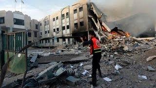 Newsdesk Live: Israel's reasons behind the Gaza attacks