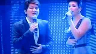 Regine Velasquez and Janno Gibbs- If i Fell