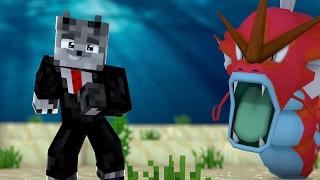 Minecraft: PIXELMON 5.0.1 - NOVO GYARADOS ZOMBIE SHINY