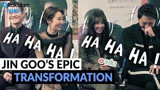 Untouchable Interview | Jin Goo's Epic Transformation [Eng Sub]